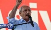 زعيم المعارضة التركية يتهم اردوغان بتنفيذ انقلاب الثاني