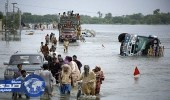 مقتل 6 أشخاص بسبب الأمطار الغزيرة بباكستان