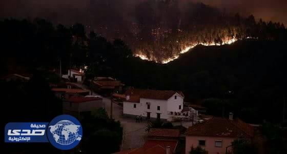 البرتغال تكافح كارثة حرائق الغابات الاكبر في التاريخ