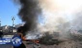 طائرات الأسد تقصف مخيمات للاجئين الفلسطينيين جنوب سوريا