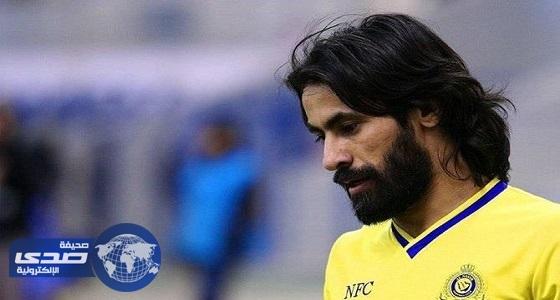 النصر ينهي مستحقات عبدالغني بعد ٨ سنوات مع النادي ويوقع معه مخالصة نهائية