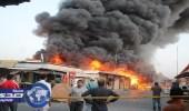 انتحارية تفجر نفسها وتقتل 31 شخصا في سوق بالعراق