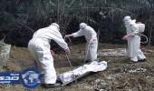 """دفن ضحايا """" إيبولا """" أنقذ العالم وآلاف الأرواح من الفيروس"""