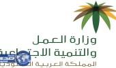 «العمل والتنمية الاجتماعية» تعالج أوضاع العاملين لدى «سعودي أوجيه» بنقلهم للعمل في منشآت اخرى