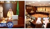 نائب أمير عسير يرأس اجتماع مجلس التنمية السياحية