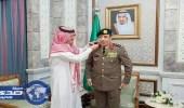 وزير الداخلية يقلد مدير الأمن العام رتبته الجديدة