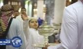 20 مبخرة لتطييب المسجد النبوي بأجود أنواع البخور
