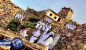 بالفيديو والصور.. العرضة الشعبية تتوج احتفالات العيد بمحافظة ميسان