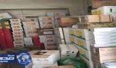 أمانة الشمالية تكثف جولاتها على المطاعم والبوفيهات والملابس ومحلات المواد الغذائية