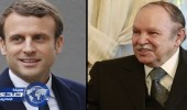 الرئيسان الجزائري والفرنسي يؤكدان عزمهما على تضافر جهودهما لاجتثاث الإرهاب