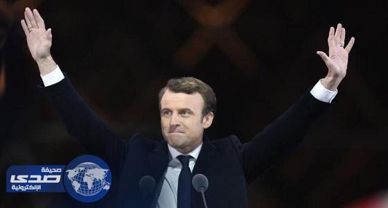الرئيس الفرنسي يسجل رقما قياسيا على تويتر
