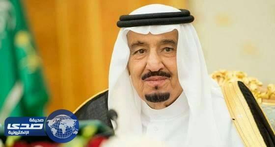 """خادم الحرمين الشريفين يُتوج بجائزة """" شخصية العام الإسلامية """""""