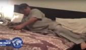 بالفيديو .. فزعة مواطن تفاجأ بهروب خادمته