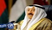 أمير الكويت يجري مباحثات مع ملك الأردن