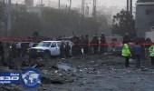 انفجار يهز عاصمة أفغانستان كابول