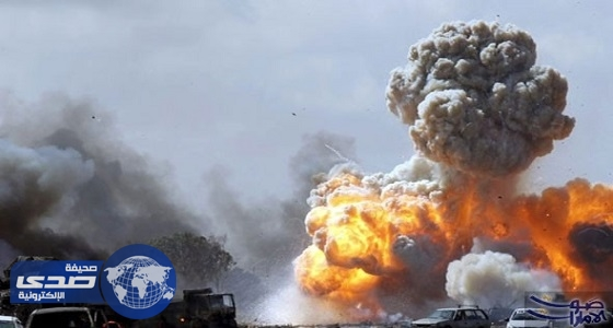انتحاري يفجر نفسه أمام بوابة السدرة الليبية دون إصابات