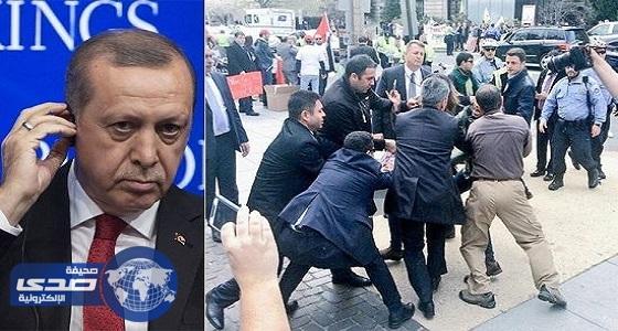 تركيا تندد بأوامر الاعتقال الأمريكية ضد أمن أردوغان وتصفها بالانحياز