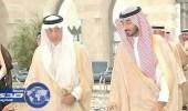 أمير مكة ونائبه يشكران رجال الأمن على نجاح خطة موسم العمرة