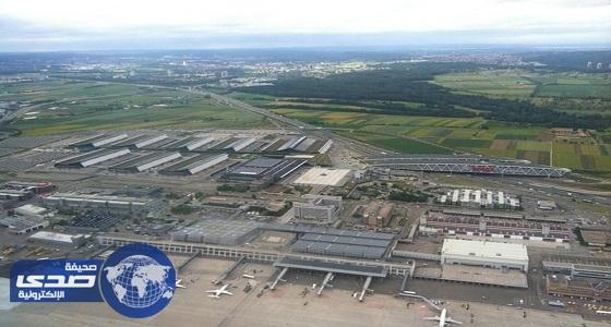 إخلاء طائرة بمطار ألماني للاشتباه بوجود قنبلة