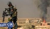 الشرطة العراقية تبدأ عملية إزالة الألغام بحي الزنجيلي