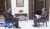الأسد: الوضع تحسن عقب تراجع تنظيمي داعش والنصرة