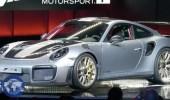 الكشف عن موديل 911 GT2 RS الجديد في جودوود