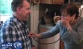 بالفيديو.. أمريكية تسمع صوت ضربات قلب ابنها للمرة الأولى بعد وفاته