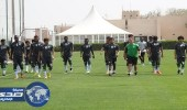 الأخضر الأولمبي يعاود تدريباته في معسكر الرياض