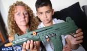 """مروحية ودورية شرطة تٌطارد طفلاً بسبب """" عسكر وحرامية """""""