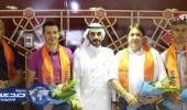مدرب الفيحاء يصل الرياض