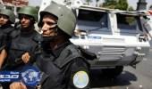 مقتل 4 إرهابيين شرق مصر