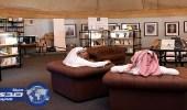 الثقافة تشارك بمكتبة تاريخ الجزيرة العربية في سوق عكاظ