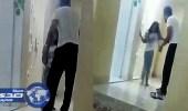 دوريات الأمن تلقى القبض على صاحب مقطع ضرب طفلة