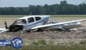 مصرع 6 أشخاص إثر سقوط طائرة في أمريكا