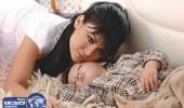 """صورة نادرة لطفل """" بوس الواوا """" لهيفاء وهبي"""