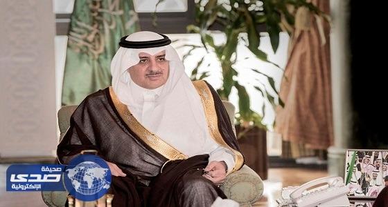 أمير تبوك يوجه برعاية المواطنة المطعونة من نجلها
