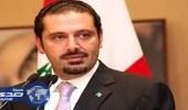 رئيس الوزراء اللبناني يلتقي المدير الإقليمي للبنك الدولي