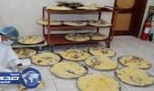 مشروع حفظ النعمة يجمع 45 طن من فائض الطعام