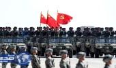 """عرض عسكري """" مفاجئ """" للجيش الصيني"""