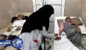 600 ألف يمني معرضون للإصابة بالكوليرا خلال 2017