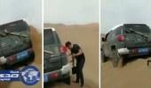 بالفيديو.. قطعة صينية توفر الأمان في رحلات الصحراء
