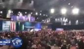 بالفيديو.. آلاف الإيرانيين يهتفون «الشعب يريد إسقاط النظام»