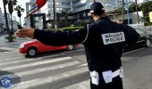 بالفيديو.. وفاة شرطي مغربي بعد دقائق من إنهاء عمله