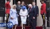 حاكم كندا عن لمس ذراع الملكة إليزابيث: بدافع الشهامة