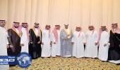 بالصور.. المهندس فهد العرابي يحتفل بزواجة
