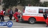 إصابة نحو 70 شخصا في صفوف المعتصمين بالقدس