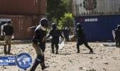 مصرع 4 عناصر إرهابية في اشتباكات مع الشرطة الباكستانية