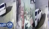 بالفيديو.. سطو مسلح على محل بقالة بالمدينة المنورة