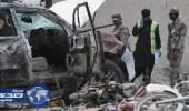 إصابة شرطي باكستاني في انفجار قنبلة على الحدود الأفغانية