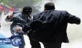 بالصور.. اشتباكات دامية بين المؤيدين والمعارضين في فنزويلا